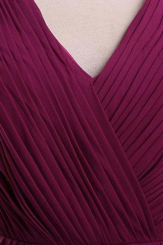 Robe de demoiselle d'honneur Luxueux Fermeture à glissière Mariage - Page 3