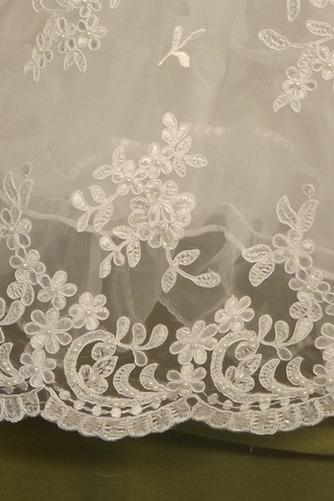 Robe de fille de fleur Cérémonie Bébé Dentelle Manche Courte - Page 4