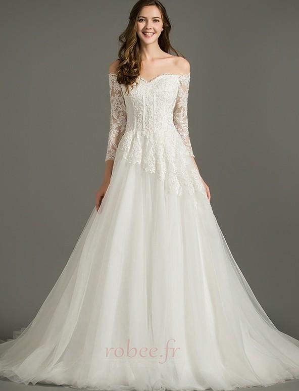 Robes de mariée Broderie