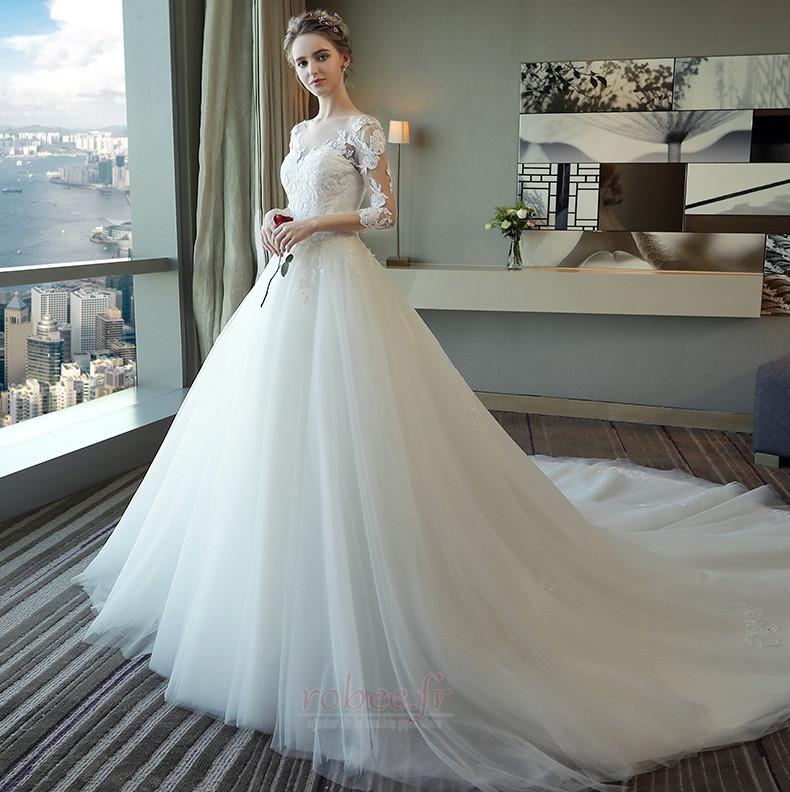Robes de mariée Tulle