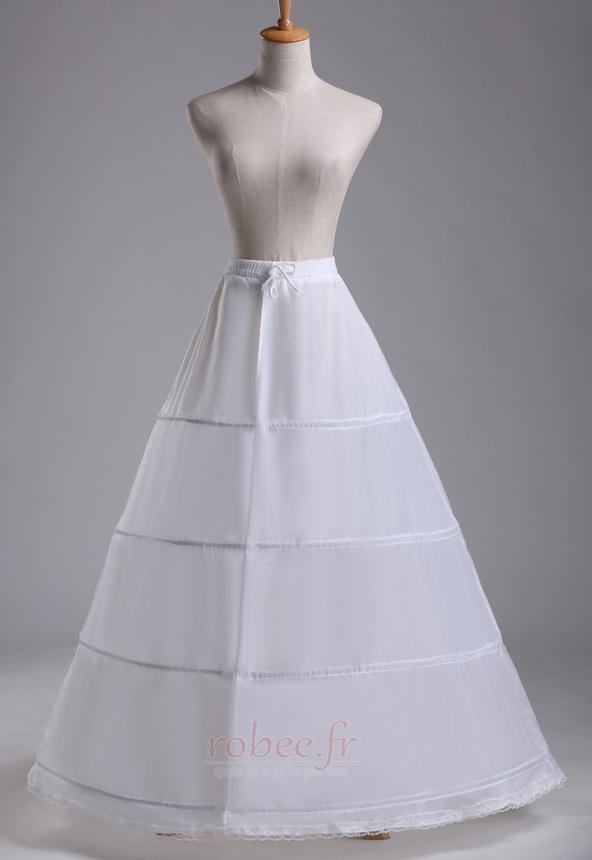 Petticoat de mariage Périmètre Robe de marié