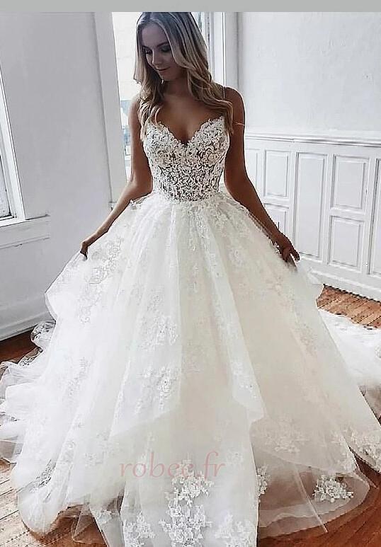 Robe de mariée bon marché et élégante?