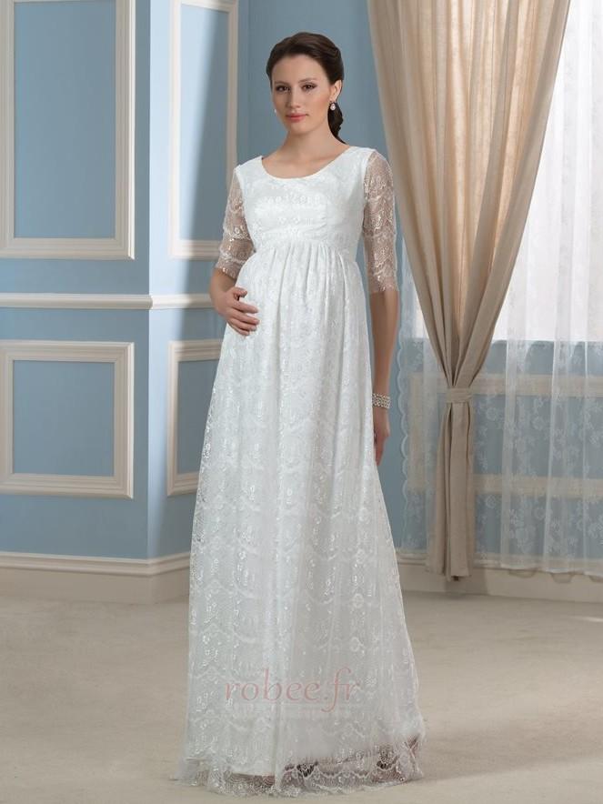 Robes de mariée Grossesse