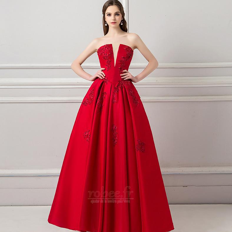 Robes de bal Rouge