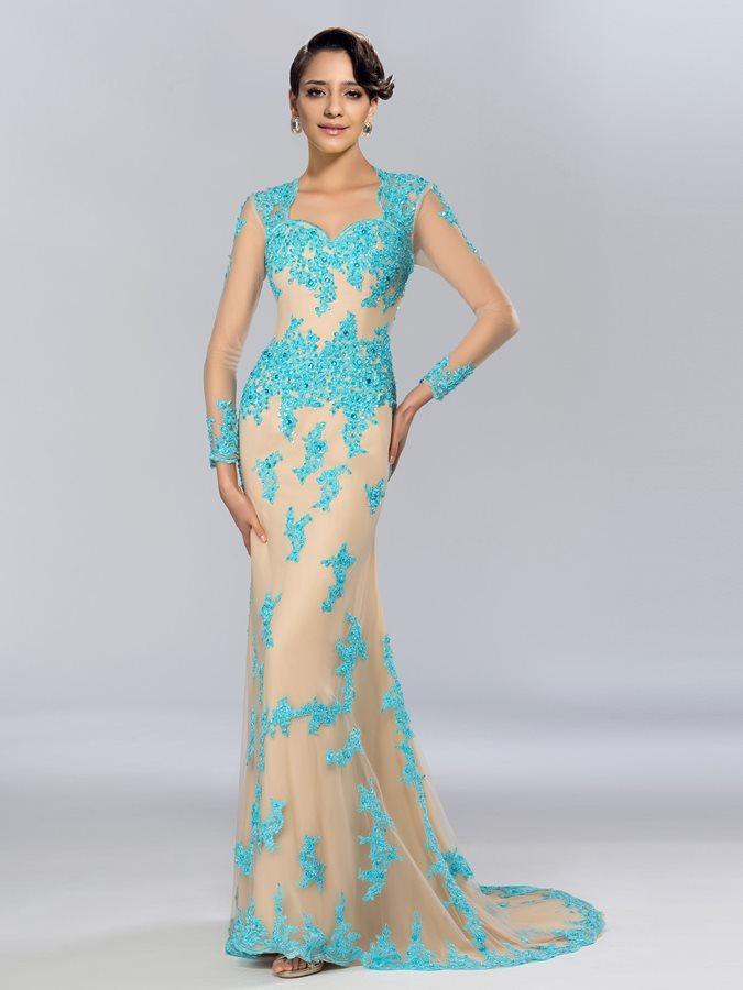 Robes de soirée Sirène
