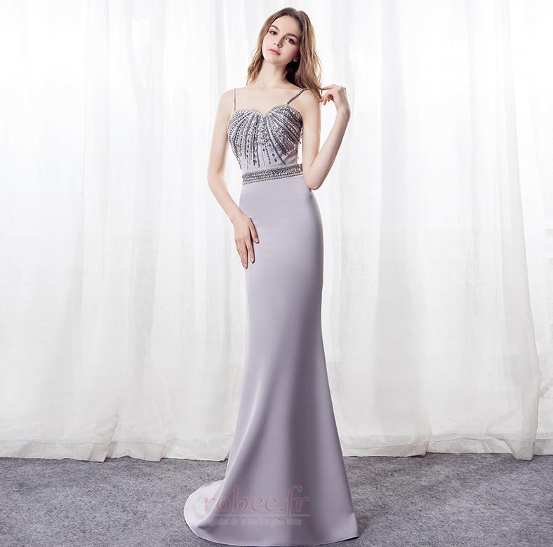 robe de soirée petite taille